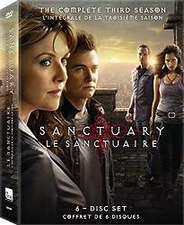 Sanctuary: The Complete Third Season (Le Sanctuaire: L'integrale de la toisieme saison)