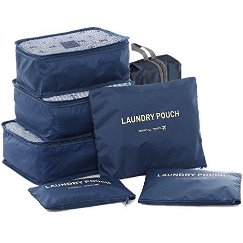 hiday-7-set-sistema-di-cubo-di-viaggio-3-cubi-di-imballaggio-3-sacchetti-1-borsa-scarpe-premium-perf