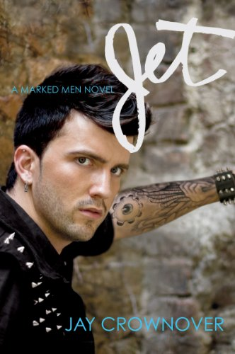 Jet (#2 in Marked Men series) by Jay Crownover