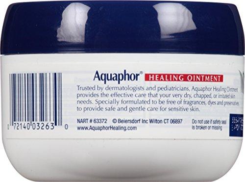 德国优色林 Eucerin Aquaphor 万用修复霜 99g * 3瓶图片