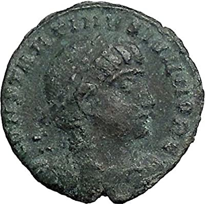 CONSTANTINE II Constantine theGreat son 331AD Ancient Roman Coin Standard i56104