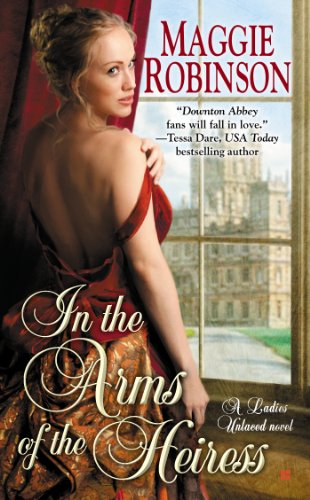 Image of In the Arms of the Heiress (A Ladies Unlaced Novel)