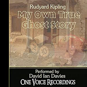My Own True Ghost Story Audiobook