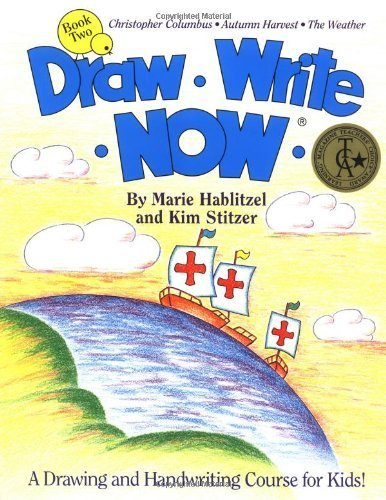 [(Draw Write Now Book 2: Christopher Columbus, Autumn Harvest, the Weather )] [Author: Marie Hablitzel] [Aug-1995] (Draw Write Now 2 compare prices)