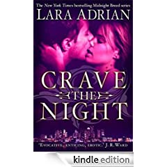 Crave The Night (Midnight Breed 12)