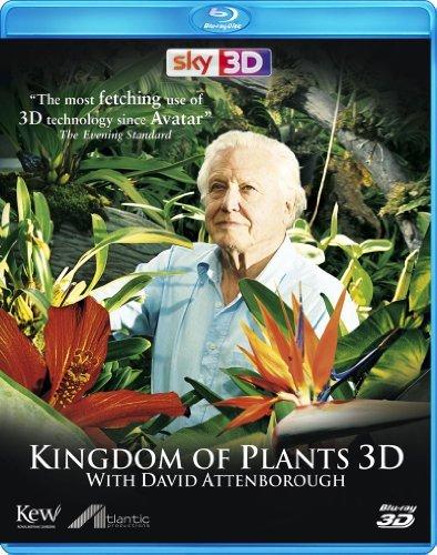 Kingdom of Plants 3D [Blu-ray]