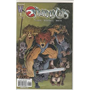 Thundercats Books on Thundercats  1 Comic Book  2003   Thundercats  2003    Wildstorm