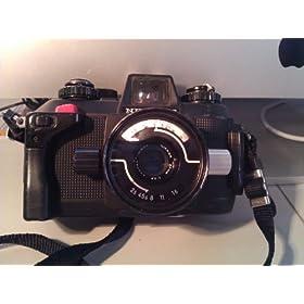 Nikonos 35mm Underwater Camera IV-A