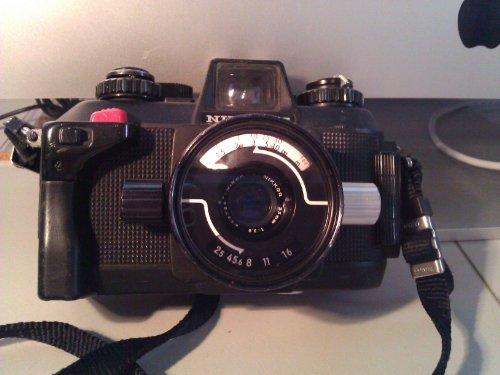 Nikonos 35mm Underwater Camera IV-AB0000BVFUR