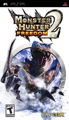 51d1xUoETPL Reviews Monster Hunter Freedom 2