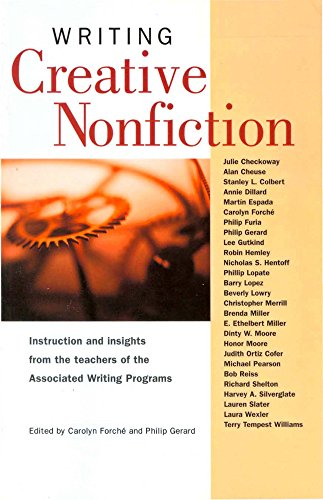 How to write a creative nonfiction essay