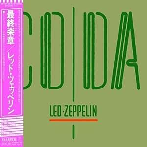 Coda Import Edition by Led Zeppelin (2008) Audio CD - Amazon.com