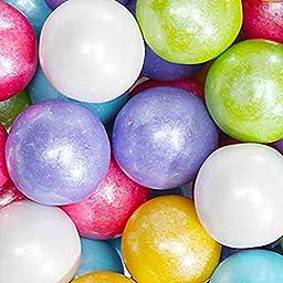 Pearlescent Spring Mix Gumballs 5LB Bag