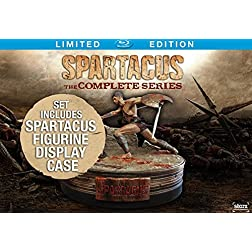 Spartacus: Complete Series Limited Edition [Blu-ray]