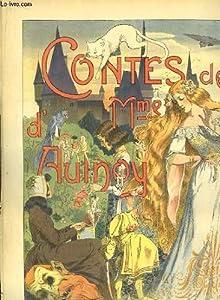 Amazon.fr - Contes de madame d'aulnoy. gracieuse et