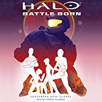 Halo audio book