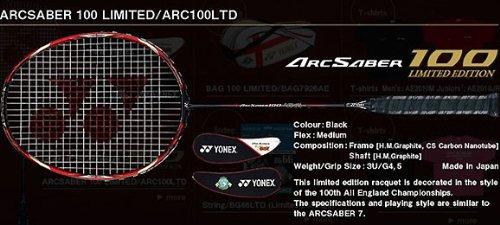 Yonex Arcsaber 100 Limited Edition Badminton Racket