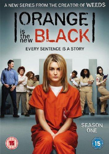 Orange Is The New Black [DVD]