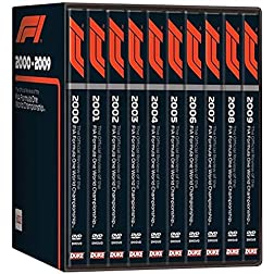 F1 2000-09 NTSC (10 DVD) Box Set