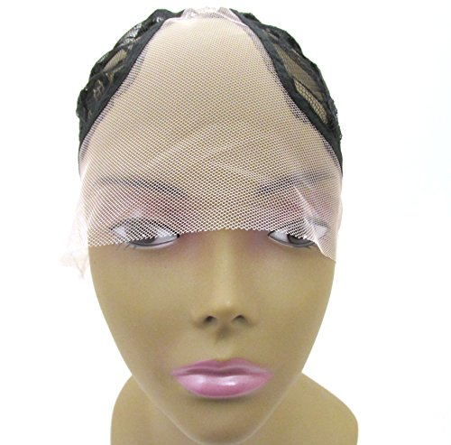 how to make a wig cap with invisible part