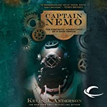 Captain Nemo: The Fantastic History of a Dark Genius (       UNABRIDGED) by Kevin J. Anderson Narrated by Jim Meskimen