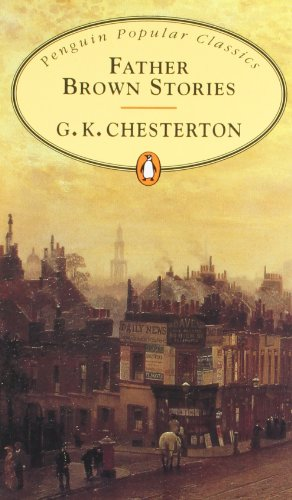 Father Brown Stories (Penguin Popular Classics)