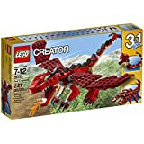 LEGO Creator Red Creatures - 31032