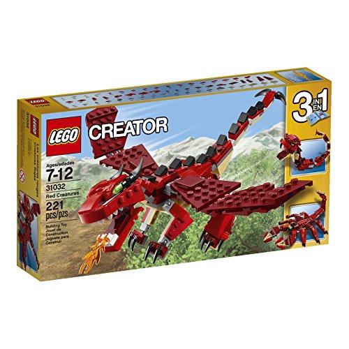 <b>LEGO Creator Red Creatures</b>