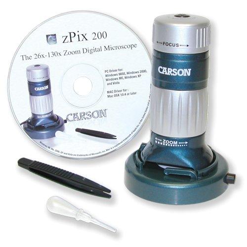 Carson Zpix 200 Digital Microscope