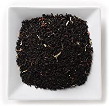 Mahamosa Passion Berry Decaf Tea 2 oz- Flavored Decaffeinated Black Tea Blend with loose leaf decaf