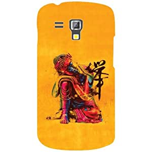 Samsung Galaxy S Duos 7562 Printed Mobile Back Cover