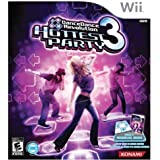 Dance Dance Revolution Hottest Party 3 Bundle - Wii Bundle Edition