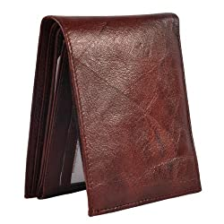 Hawai Mens Wallet (Brown) (LWFM00018)