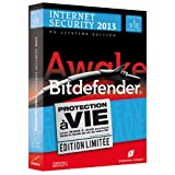 Bitdefender Internet Security 2013 - �dition limit�e (1 poste, protection � vie)par BitDefender