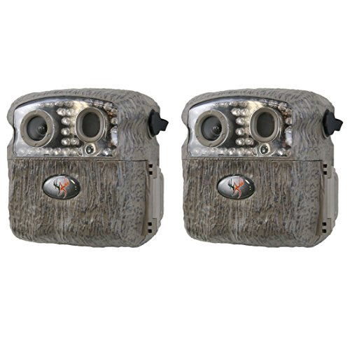Wildgame Innovations P10I20 Buck Commander Nano 10 Hunting Trail Camera (2-Pack)