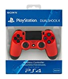 Cheapest Sony PlayStation 4 DualShock 4 Controller  RED on PlayStation 4