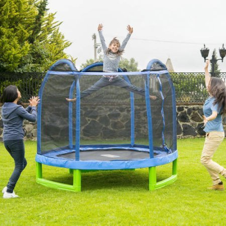 Great Deal! Bounce Pro 7' My First Trampoline