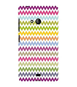 Perfect print Back cover for Microsoft Lumia 540