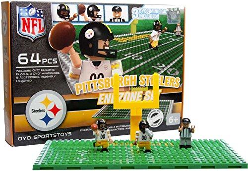 Oyo Sports - NFL Bundle Pack - Pittsburgh Steelers Set #1 (Ben ...