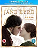 Jane Eyre - Triple play (Blu-ray + DVD + Digital Copy) [Region Free]