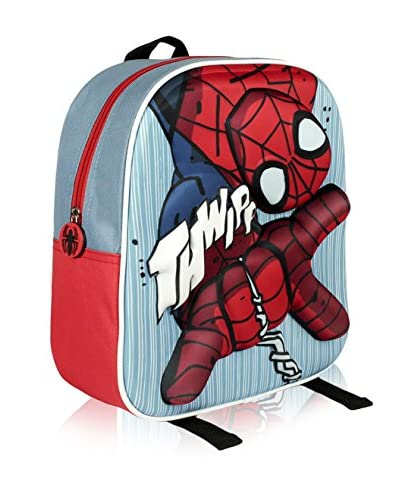 Spiderman Mochila Rojo