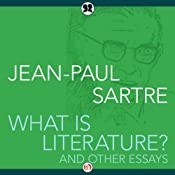 What Is Literature?: And Other Essays | [Jean-Paul Sartre]