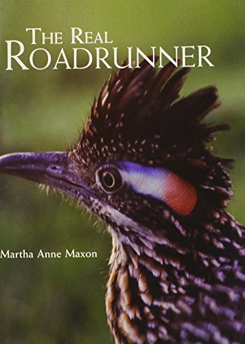The Real Roadrunner (Animal Natural History Series)