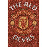 Manchester United - The Red Devils Poster Print, 24x36 Poster Print, 24x36
