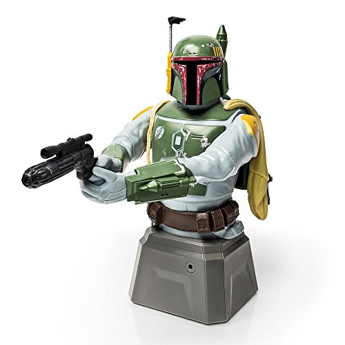 Star Wars: Episode VII The Force Awakens Boba Fett Interactive Room Guard