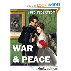 WAR & PEACE (Illustrated)