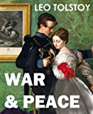 img - for WAR & PEACE (Illustrated, complete, and unabridged) book / textbook / text book