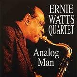 echange, troc Ernie Watts - Analog Man