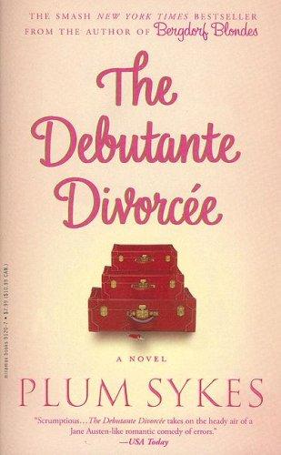 Image for Debutante Divorcee, The