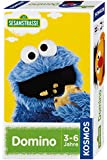 Kosmos 710941 - Sesamstrasse, mein Domino, Mitbring-Spiel